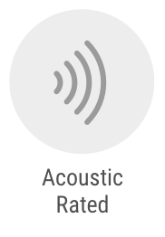 Acoustic Rated