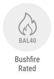 Bushfire Rated