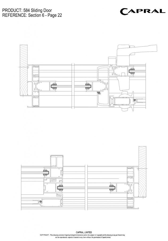 584SD-09-OXO Jambs n Interlocks