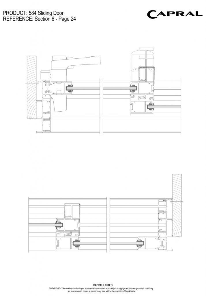 584SD-11-Stacker Jambs n Interlocks