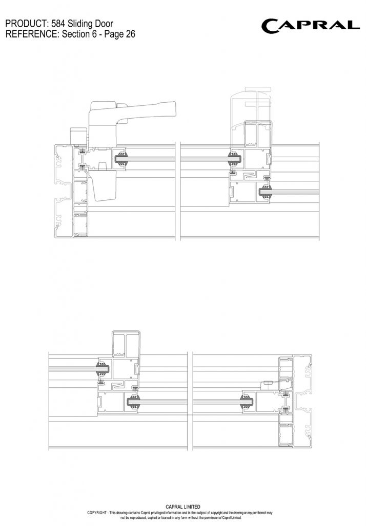 584SD-15-Commercial Jamb