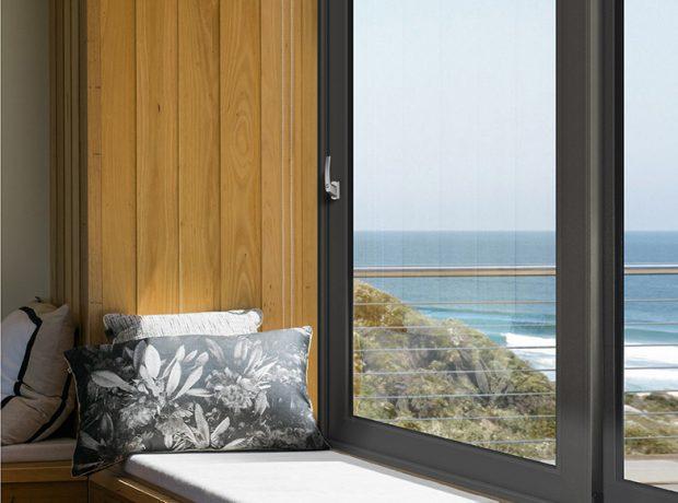 Sunny window seating