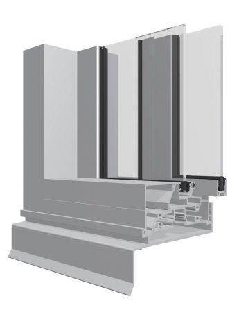Genesis 400 Sliding Window_3D_SG_Lg