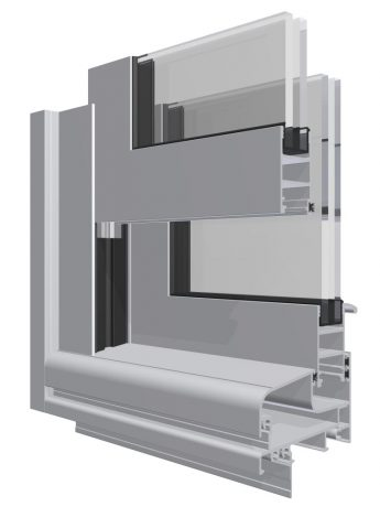 Genesis Double Hung Window_3D_DG_Lg
