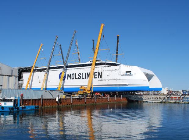 Austal Ships MOLS <br/> Express 4