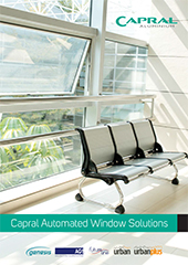 Capral Automated Windows Solutions Brochure.indd