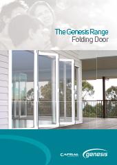 Genesis Folding Door.indd