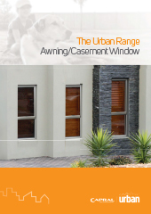Urban 582 Awning/Case Windows.indd