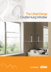 Urban 581 Double Hung Windows.indd
