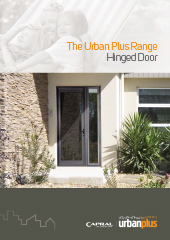 UrbanPlus 597 Hinged Door.indd