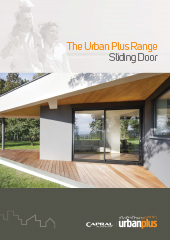 UrbanPlus 594 Sliding Door.indd