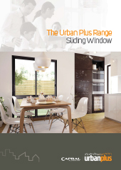 UrbanPlus 590 Sliding Windows.indd