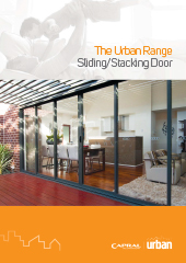 Urban 584 Sliding/Stacking Door.indd