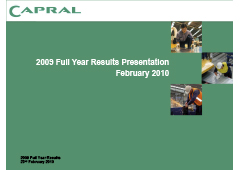 2009 Full Year Results Presentation pic