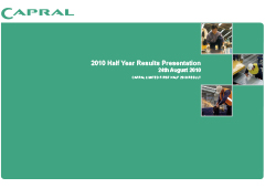 2010 Half Year Results Presentation pic