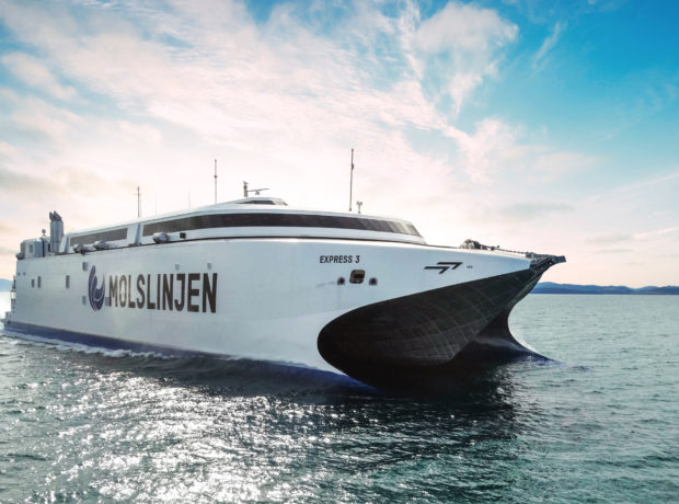 Incat Fast Ferry