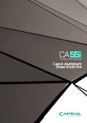 Capral CA55 Product Brochure.indd
