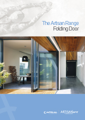 Capral Artisan Folding Door Brochure-1