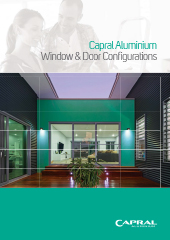 Capral Windows & Doors Size brochure.indd