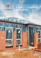 INSTALLATION An Industry Guide to the Correct Installation of Residential Windows and Doors-1