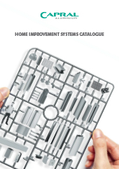 Capral_Home Improvements Catalogue_RV.indd