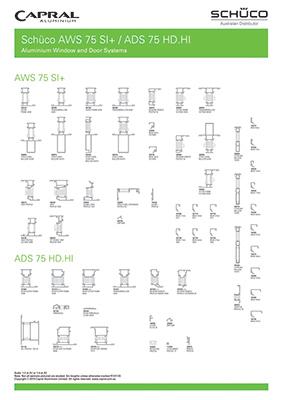 Schuco AWS-ADS 75_A1 Wallchart_1911.ai