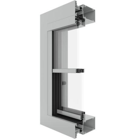 3D Futureline-VerticalSashlessWindow