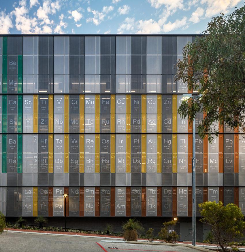 ECU Science Building