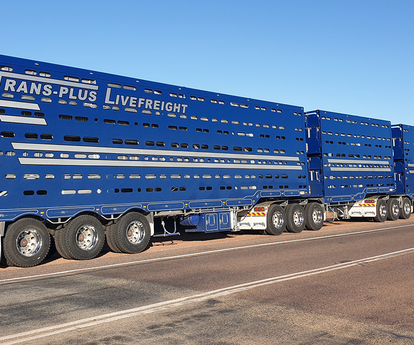 Pure stock – Arends Trailers